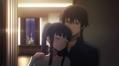 even tthouh they are brother and sister, they look perfect together || Miyuki and Tatsuya from Mahouka Koukou no Rettousei