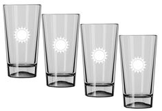 Kasualware Designs 16 Oz. Pint Glass