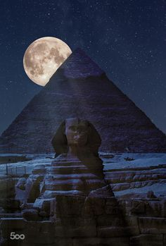 Photograph The Dark Side of the Pyramid by Marco Carmassi on 500px