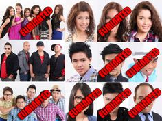 Top 4 X-Factor Philippines Finalist