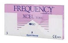 Soczewki Frequency Xcel Toric 3szt.