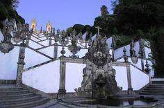 Sanctuary of Bom Jesus do Monte, Braga, Portugal:)
