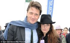 Duke of Beaufort's music producer son Lord Johnson Somerset and film director Bruce Robinson's daughter Lily