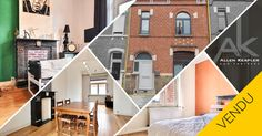VENDUE - Jolie maison 3 chambres avec jardin à Liège. Vous recherchez ou vendez ce type de propriété ? Contactez notre agence au 04/277.17.07 ou rendez-vous sur notre site internet.  http://www.allenkeapler.be