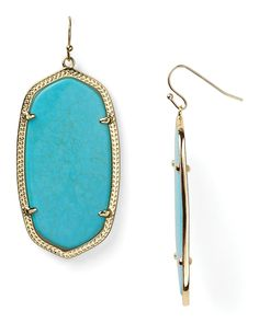 Stand out in turquoise.