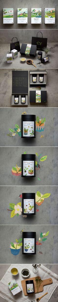 FongCha Tea — The Dieline | Packaging & Branding Design & Innovation News