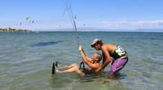 Kiten Lernen in Cagliari mit Kitegeneration | Kitesurfen Sardinien