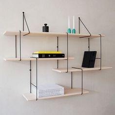 // the link shelf by Studio Hausen | Monoqi