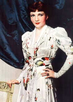 Claudette Colbert, 1930s