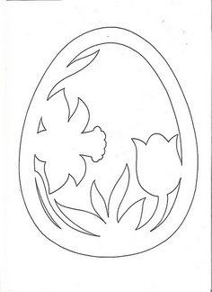 Œuf  jonquille et tulipe - Λευκώματα Iστού Picasa
