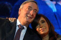 Amor puro Nestor y @cfkargentina