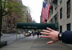 FLO23 in NY Travel Around The World, Around The Worlds