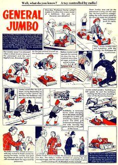 The Beano Annual 1961 - General Jumbo