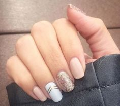 30 Gorgeous Winter Wedding Nails Ideas #gorgeous #winter #wedding #nails #ideas