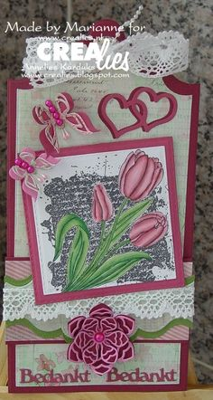 Cards created by Marianne: juli 2015