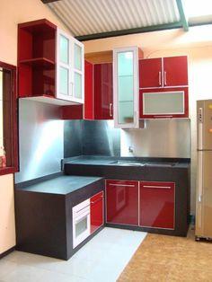 21 Cool Small Kitchen Design Ideas | kitchen | Pinterest | Kitchen Ara Design Ideas Small Kitchen Bar Html on
