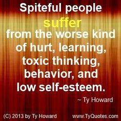 Spiteful People