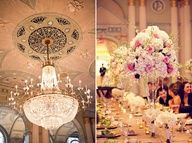 Pinterest / Search results for gold and pink wedding