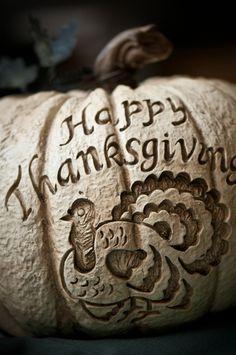 ~ Happy Thanksgiving ~