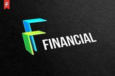 Financial Logo by ft.studio on @creativemarket
