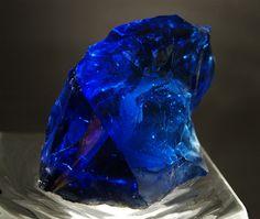 """The Avatar"" Elestial Sapphire Monatomic Andara Crystal"