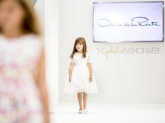Pasarela The petite fashion week 2015 #OscardelaRenta #thepetitefashionweek #modainfantil