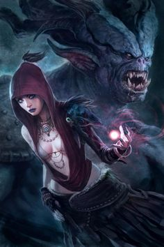 """Can we say EXTREMELY SEXY?  I absolutely LOVE this hood/vest/shirt combo!!!!!!!!!!!!!!!!  Let's make it!!!!! """"Dragon Age: Origins concept art"""""""
