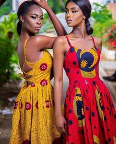 Fashion/Art Blogger from Ivory Coast. Here you'll find a collection of beautiful african pieces from...