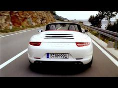 Porsche Identity. The new 911 Carrera Cabriolet models.