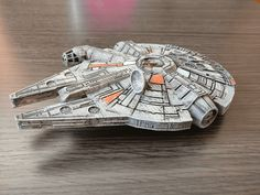Image of Star Wars Models to 3D Print: Millenium Falcon