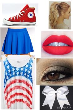 Cute outfit for July 4th