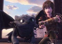"""""""Como Treinar o Seu Dragão"""" vai ganhar série original da Netflix em junho"""
