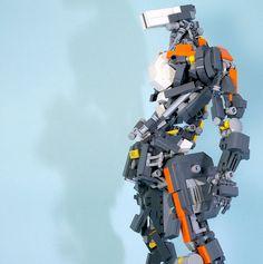 Lego Mechs, Lego Bionicle, Lego Bots, Lego Spaceship, Amazing Lego Creations, Lego System, Lego Man, Brick Loft, Lego Design