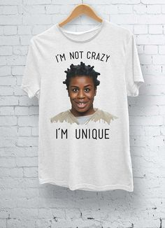 Orange Is The New Black Crazy Eyes Suzanne Warren oitnb Unisex T Shirt