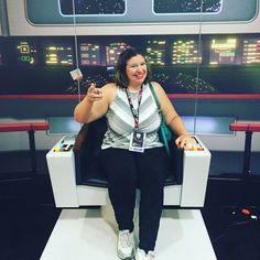 Shirlene Love at San Diego Comic Con 2016