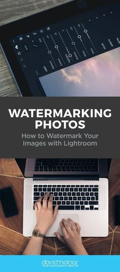 Here are two ways to add a watermark inside Lightroom - no Photoshop needed. Photography Branding, Photography Camera, Amazing Photography, Signature Fonts, Lightroom Tutorial, Photography Tips For Beginners, Cool Photos, Amazing Photos, Photoshop Actions