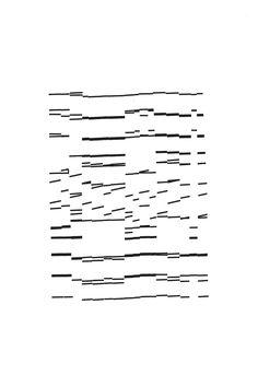 johnwiese:  John Wiese—Battery Instruments (Typographic score, 2009)
