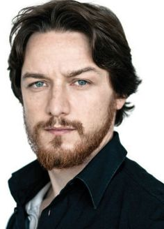 James Mcavoy with a bread, whoa there.  Scruffy Is Sexy : theBERRY