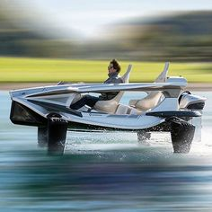 The#Quadrofoilis the future of speed boatingthe first all-electric and zero-emissions personal hydrofoil watercraft.  See more concept vehicles now on hongkongtatler.com #linkinbio #aprilissue #hktatler #allthingstech #futuristic #futureissue #technology  via HONG KONG TATLER MAGAZINE OFFICIAL INSTAGRAM - Celebrity  Fashion  Haute Couture  Advertising  Culture  Beauty  Editorial Photography  Magazine Covers  Supermodels  Runway Models