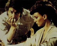 David Lynch and Francesca Annis Francesca Annis, Dune Frank Herbert, David Lynch, Movie Costumes, Actors & Actresses, Novels, Spice, Film, Fictional Characters