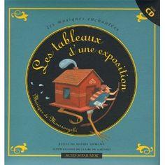 Les tableaux d'une exposition (1CD audio): Amazon.fr: Sophie Humann, Claire de Gastold: Livres