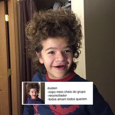 """A página Despertúnia no Facebook descreveu de um jeito bem brasileiro como são os personagens de """"Stranger Things""""."""