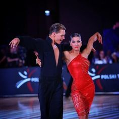 Troels and Ina - World Dance Championship Professional Latin  Warsaw 2015