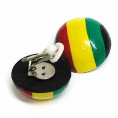 rasta earrings | Rasta Earrings and collections Rasta dress,rasta bikini,hat. Find a ...