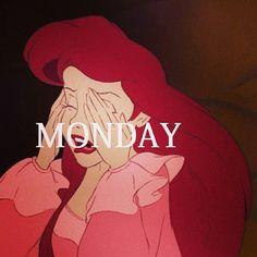 Hate Monday Need My Coffee