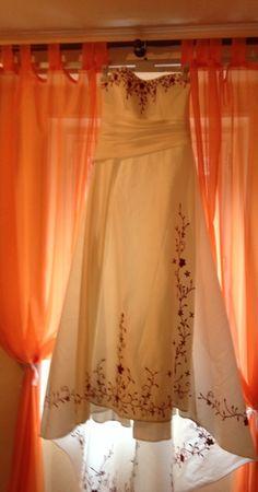 Jolie robe de mariee - Puy de Dôme