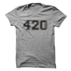420 T-Shirt T-Shirts, Hoodies (19$ ==► BUY Now!)