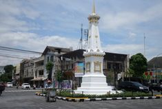Yogyakarta or Jogja is one of the best places for digital nomads in Java - or indeed in Southeast Asia. Read more about Yogyakarta as a digital nomad destination. Yogyakarta, Digital Nomad, Southeast Asia, Java, Statue Of Liberty, The Good Place, City, Places, Statue Of Liberty Facts