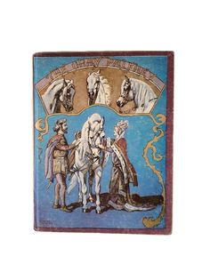 The Gray Palfrey by Alice Kingham LaChevre 1975 by RubyAppleBooks