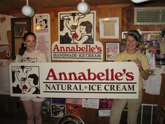 Portsmouth, NH - Annabelle's Ice Cream right on the Portsmouth waterfront serves all-natural ice cream in more than 30 regular flavors, plus rotating seasonal ones. Try the Mint Summer Night's Dream (mint chocolate ice cream with dark and white chocolate chunks).